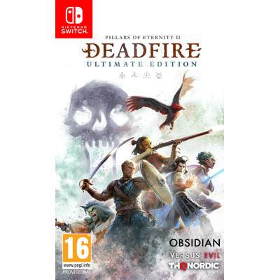 PILLARS OF ETERNITY II: DEADFIRE - ULTIMATE EDITION - NSW