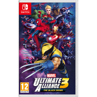 MARVEL ULTIMATE ALLIANCE 3: The Black Order - NSW