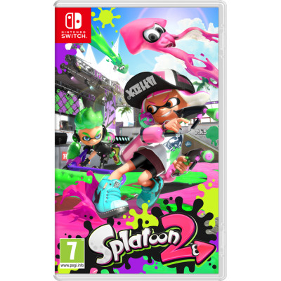 SPLATOON 2 - NSW