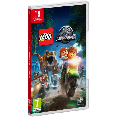 Lego Jurassic World –NSW