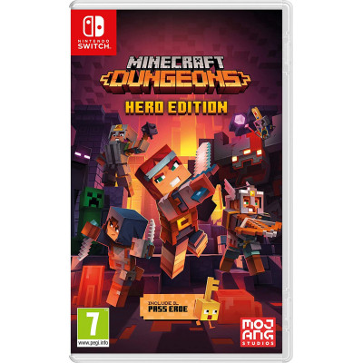 Minecraft Dungeons - Hero Edition - NSW