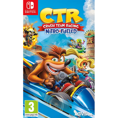 Crash Team Racing - NSW