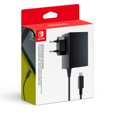 ALIMENTATORE AC ADAPTER NINTENDO SWITCH - NSW
